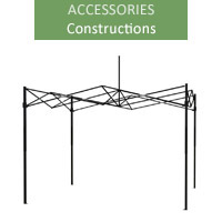 Konstrukcja 3x3m, namiot ekspresowy, economy HD