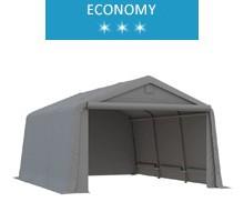Namiot garażowy 3.3x4.7m, PE, economy