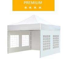 Namiot ekspresowy 3x3m, biały premium