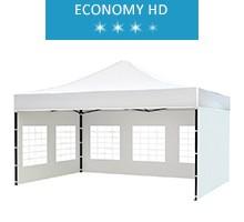 Namiot ekspresowy 3x4.5m, biały, economy HD