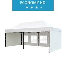 Namiot ekspresowy 3x6m, biały, economy HD
