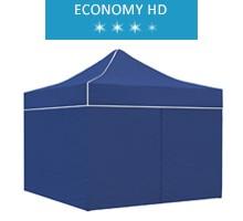 Namiot ekspresowy 2x2m, niebieski, economy HD