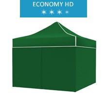 Namiot ekspresowy 2x2m, zielony, economy HD