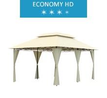 Namiot ekspresowy 3x4m, beżowy