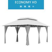 Express tent 3x4 m, gray