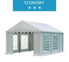 Namiot imprezowy 3x5m, PCV, economy