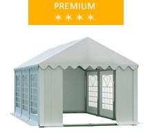 Namiot imprezowy 3x6m, PCV biały, premium
