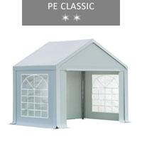 Namiot imprezowy 3x2m, biały, PE classic