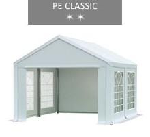 Namiot imprezowy 3x4m, biały, PE classic