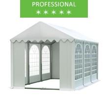 Namiot imprezowy 4x6m, PCV biały, professional