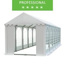 Namiot imprezowy 4x12m, PCV biały, professional