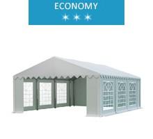 Namiot imprezowy 5x6.5m, PCV, economy