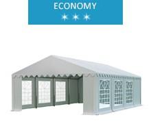 Namiot imprezowy 5x7.5m, PCV, economy