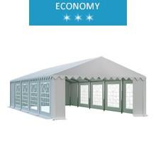 Namiot imprezowy 5x9.5m, PCV, economy