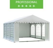 Namiot imprezowy 5x6m, PCV biały, professional