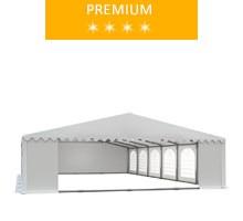 Namiot imprezowy 8x12m, PCV biały, premium