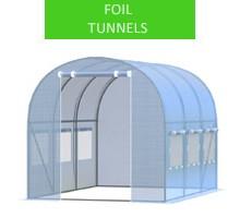 Foli tunel 2x3m, blue