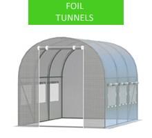 Foli tunel 2x3m, gray