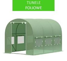 Tunel foliowy 2,5x4m
