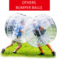 Bumper ball, zderzak 1,5m